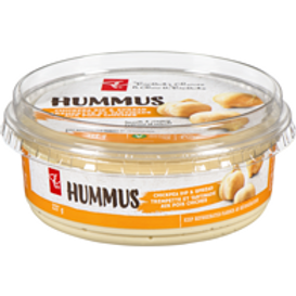 PRESIDENT'S CHOICE,Hummus 227 g