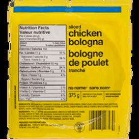 NO NAME, Chicken Bologna 375 g