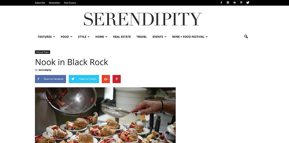 Serendipity Carol Lentini