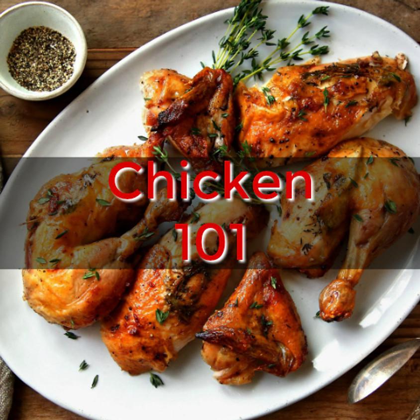 The Kitchen - Chicken 101