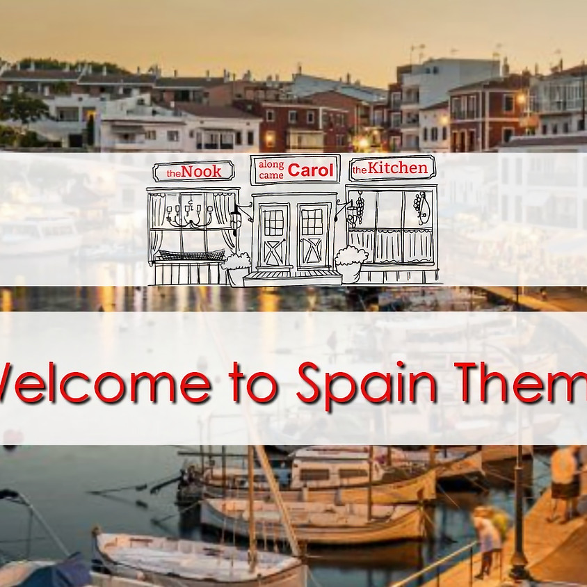 Welcome to Spain Theme 11.02.18