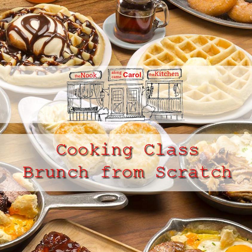 Cooking Class - Brunch from Scratch