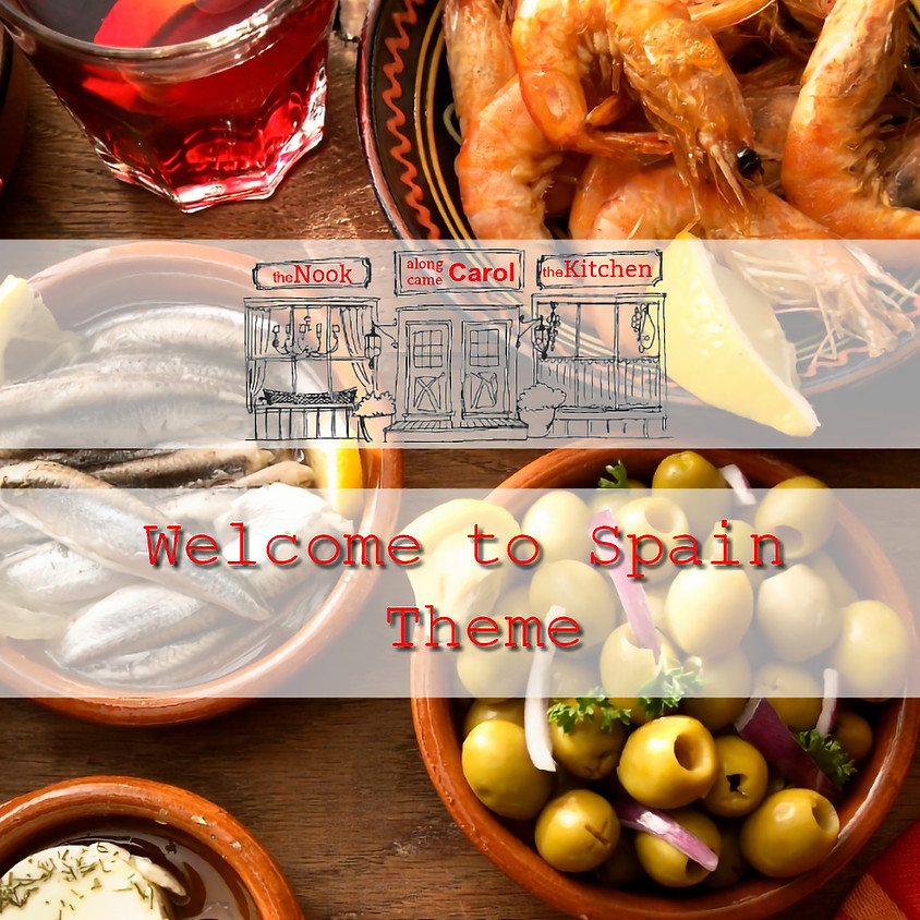The Nook | Welcome to Spain Theme