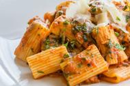 Fabulous fresh pasta