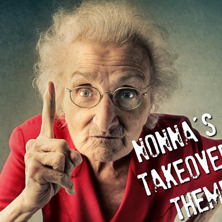Nonna's Takeover Theme 11.16.18