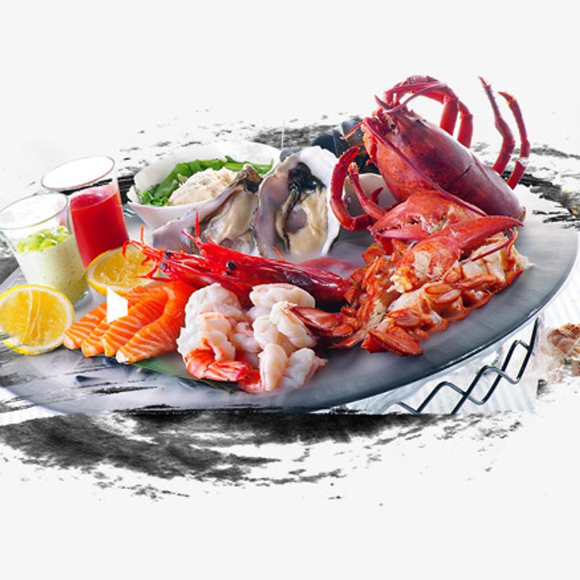 Summer Seafood Bonanza @ The Nook