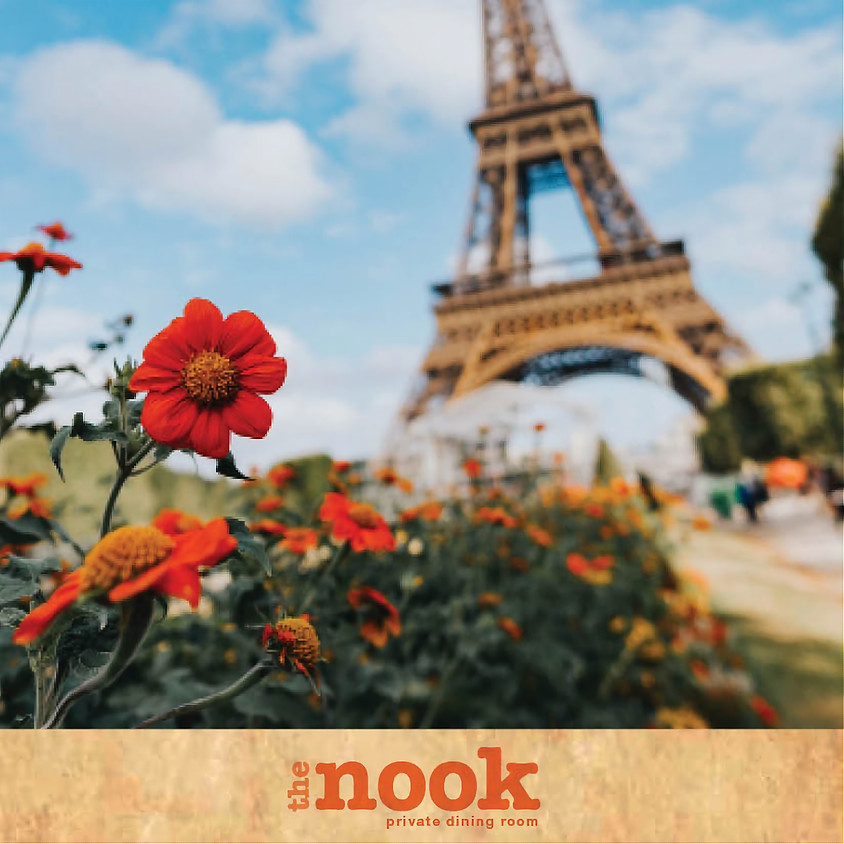 French Bistro Night at The Nook