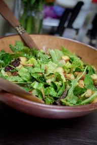 Fresh and tasty salads