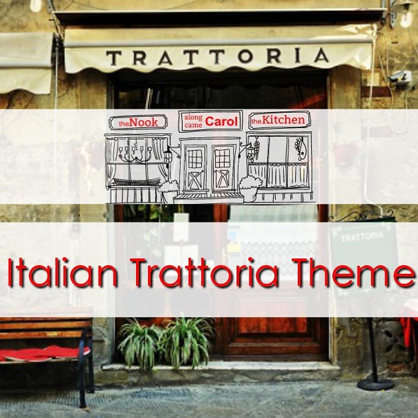 Italian Trattoria Theme 10.26.18