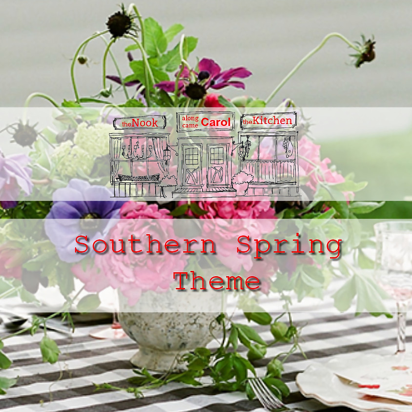 The Nook   Southern Spring Theme
