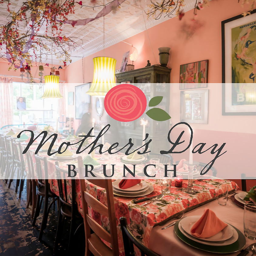 Mother's Day Brunch 9:30 AM