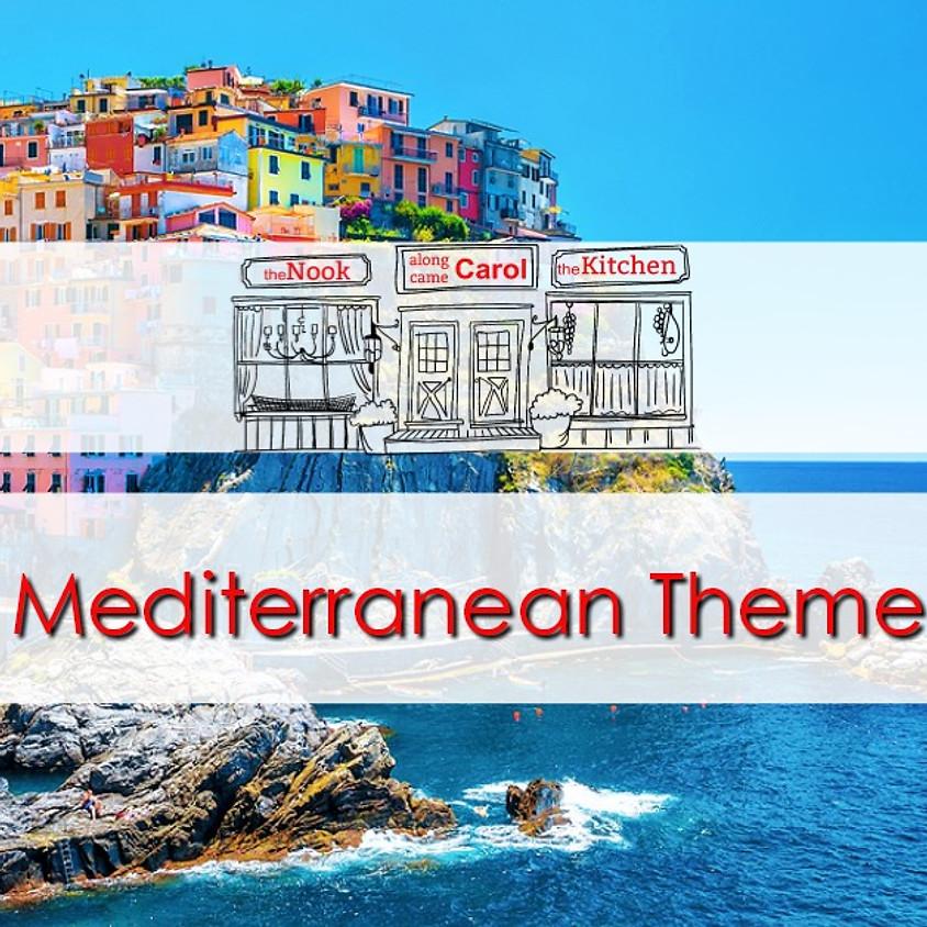 Mediterranean Theme 11.09.18