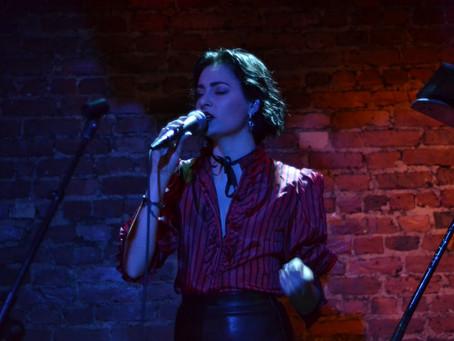 Sara Kendall at Rockwood Music Hall