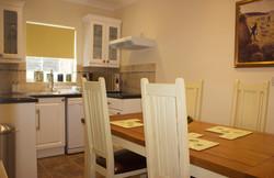 One Bedroom Apartment kitchen area