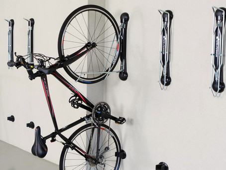 New Secure Bike Storage