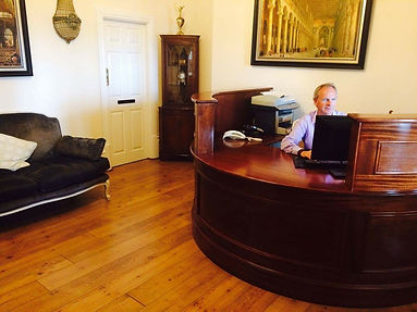 Town House Reception