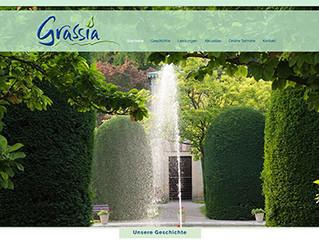 INTERNETAUFTRITT Grassia Gartenbau