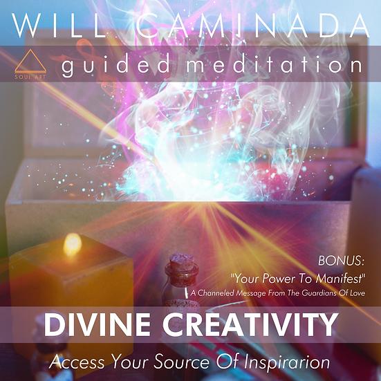 DIVINE CREATIVITY Meditation