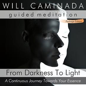 MEDITATION From Darkness To Light - ART