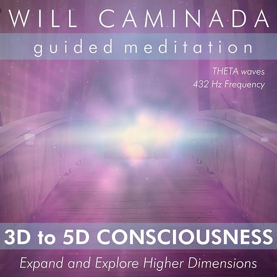 3D to 5D CONSCIOUSNESS Meditation