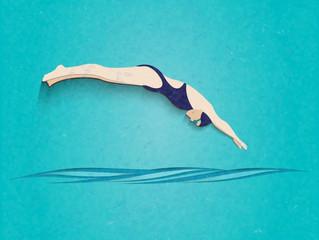 Swim log