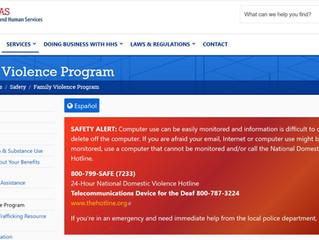 Family Violence Program 가정폭력 프로그램