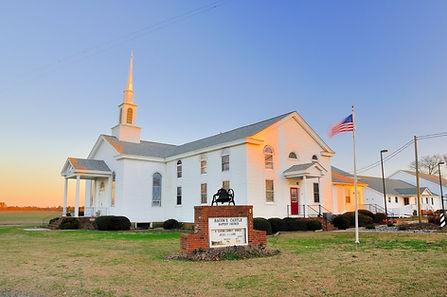 Bacon's Castle Baptist Church Surry Coun