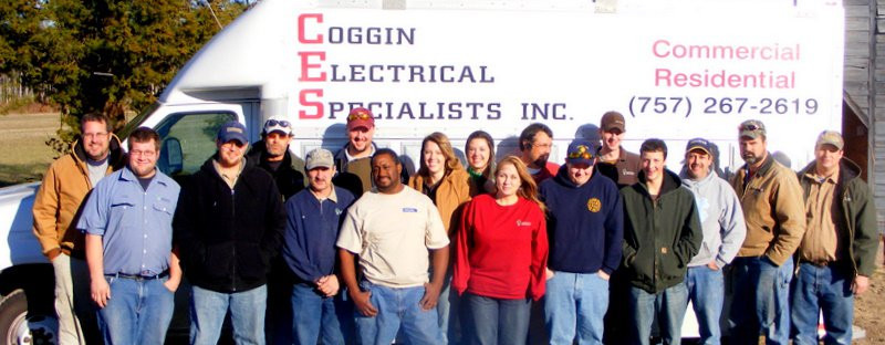 Coggin Electrical Specialists, Inc. Hist