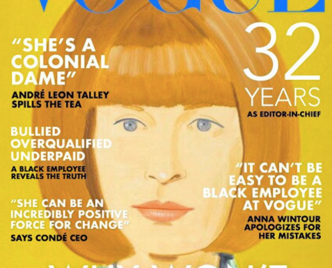 (Un)Popular opinion: Vogue