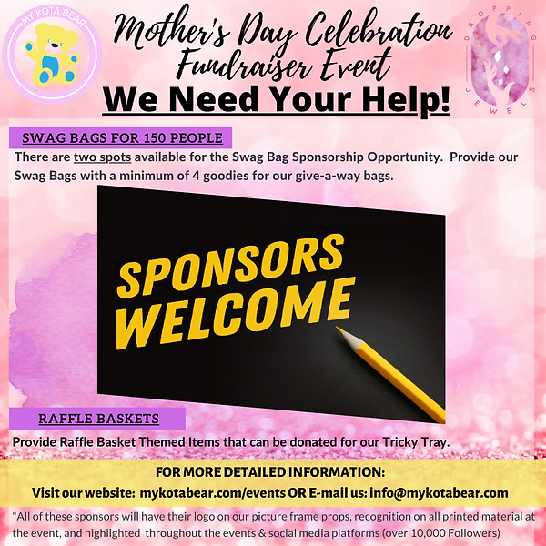 SPONSORSHIPS-Mother's Day Celebration.pn
