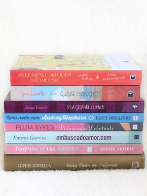 10 capas ilustradas de livros de romance para deixar a sua estante mais bonita