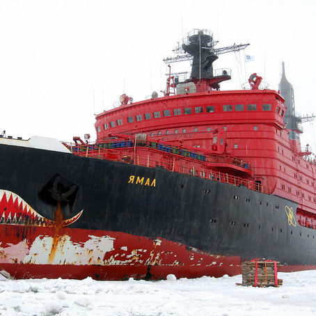 A Modern Day Gold Rush: The Changing Geopolitics of the Arctic