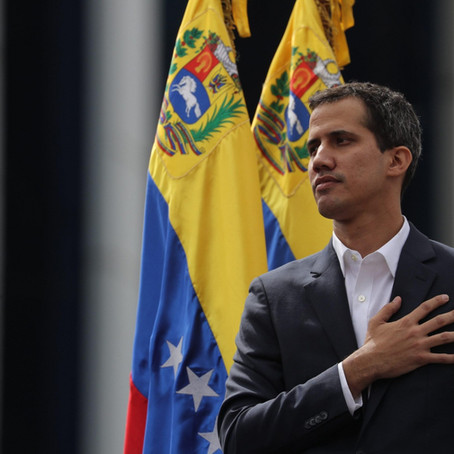 The Tragedy of Juan Guaidó