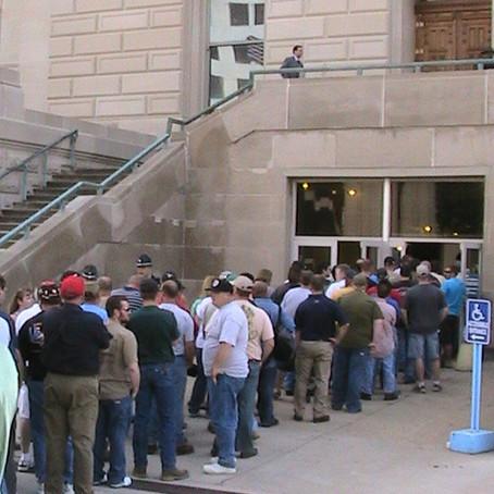 Unemployment Insurance Is Not The Problem