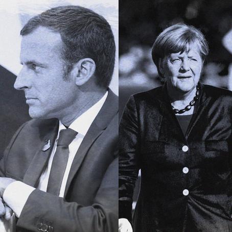 Exit Germany, Enter France