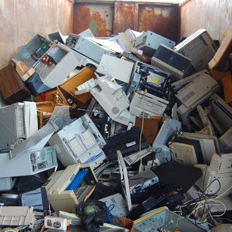 Technology Transcends Borders. So Does Its Hazardous Waste
