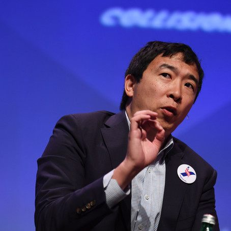 Andrew Yang's Math Doesn't Add Up