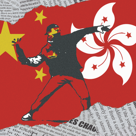 The Red Priests of Power, Part 1: Hong Kong in the Greater Power Conflict