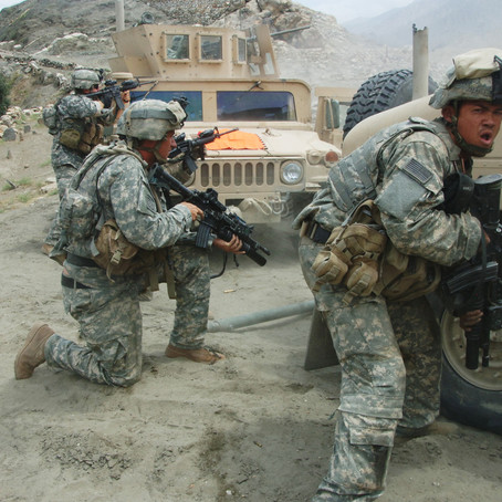 Afghanistan's Long, Bright Dark