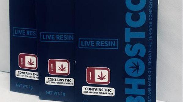 Bhostco Live Resin 1g