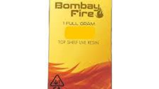 Bombay Fire Top Shelf Live Resin 1g - indica