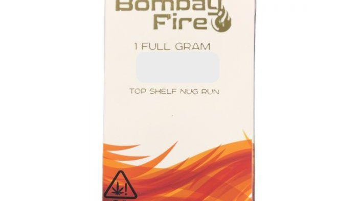 Bombay Fire Top Shelf Nug Run 1g -  indica