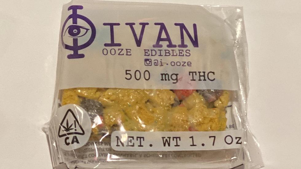 Ivan Ooze 500mg Edible