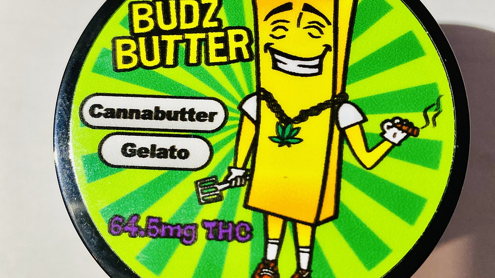 Budz Butter - Cannabis Butter Gelato