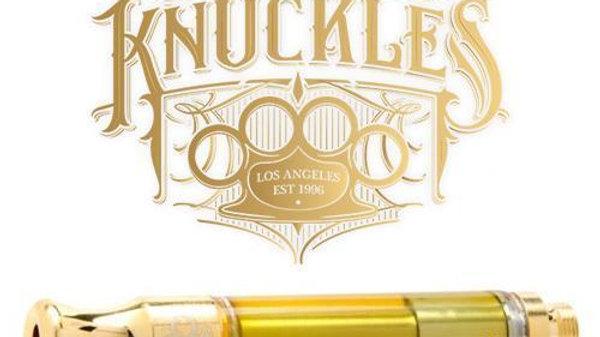 Brass Knuckles Vape 1g - indica