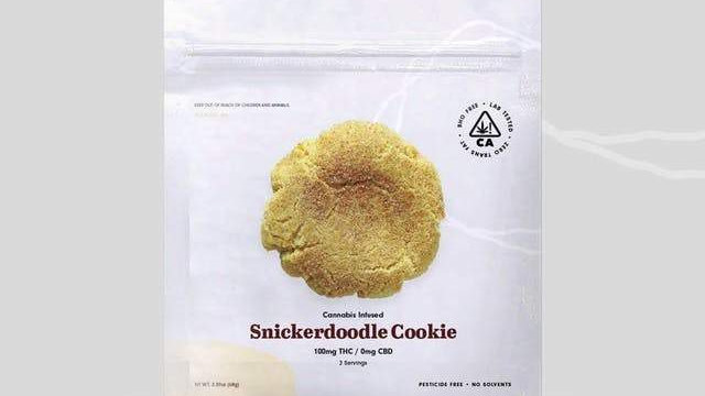 The Cookie Factory - 100mg