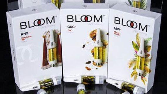 BLOOM VAPE 1G - indica