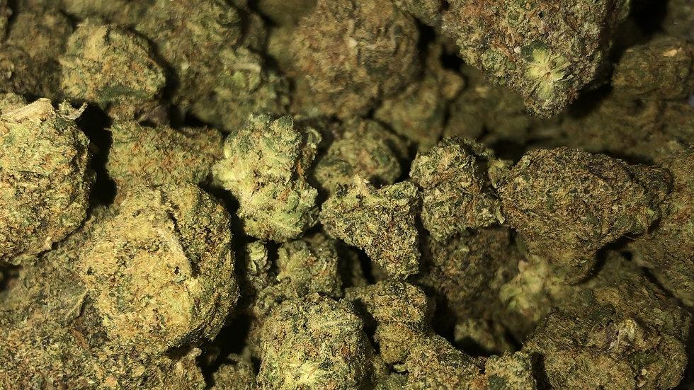 Green Crack (Exotic Sativa)