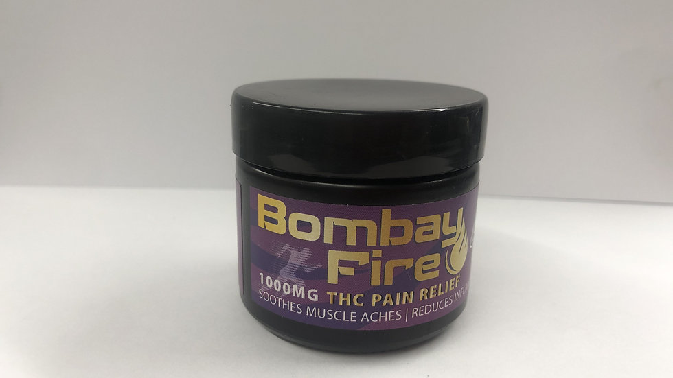 BOMBAY FIRE THC PAIN RELIEF