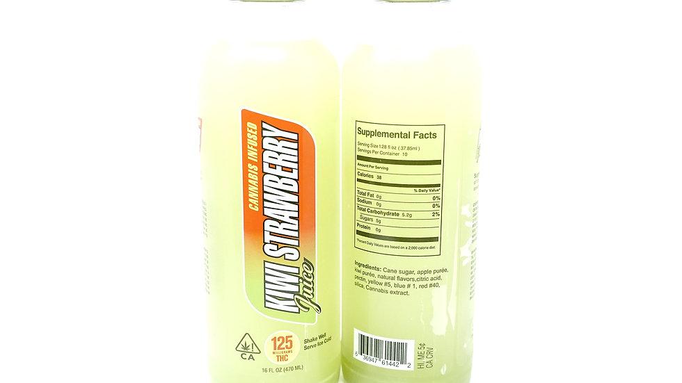G2 THC Juice- 125mg